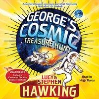 George's Cosmic Treasure Hunt - Lucy Hawking - audiobook