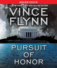 Pursuit of Honor - Vince Flynn - audiobook