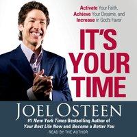 It's Your Time - Joel Osteen - audiobook