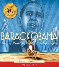 Barack Obama - Nikki Grimes - audiobook