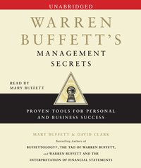 Warren Buffett's Management Secrets - Mary Buffett - audiobook