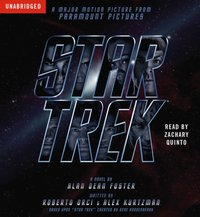 Star Trek Movie Tie-In - Alan Dean Foster - audiobook