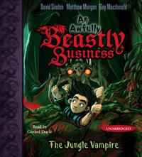 Jungle Vampire - David Sinden - audiobook