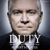 Duty - Robert Gates - audiobook