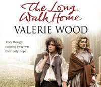 Long Walk Home - Val Wood - audiobook