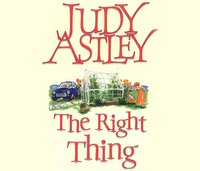 Right Thing - Judy Astley - audiobook
