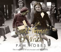Don't Forget to Write - Pam Hobbs - audiobook