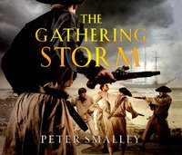 Gathering Storm - Peter Smalley - audiobook