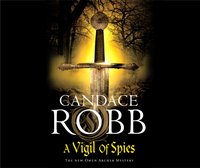 Vigil of Spies - Candace Robb - audiobook