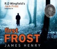 First Frost - James Henry - audiobook