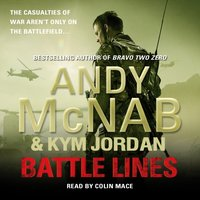 Battle Lines - Andy McNab - audiobook
