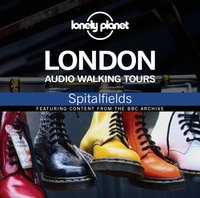 Lonely Planet Audio Walking Tours: London: Spitalfields - Thom Hutchinson - audiobook