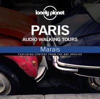 Lonely Planet Audio Walking Tours: Paris: Marais - Anna Lea - audiobook