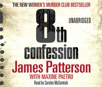 8th Confession - James Patterson - audiobook