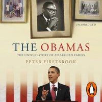 Obamas - Peter Firstbrook - audiobook
