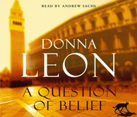 Question of Belief - Donna Leon - audiobook