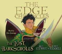 Lost Barkscrolls - Chris Riddell - audiobook