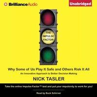 Impulse Factor - Nick Tasler - audiobook