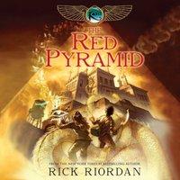 Red Pyramid - Rick Riordan - audiobook