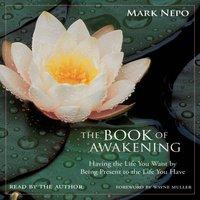 Book of Awakening - Mark Nepo - audiobook