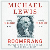Boomerang - Michael Lewis - audiobook