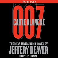 Carte Blanche - Jeffery Deaver - audiobook