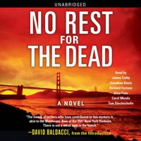 No Rest for the Dead - David Baldacci - audiobook
