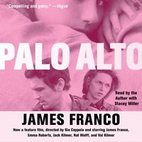 Palo Alto - James Franco - audiobook