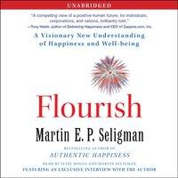 Flourish - Martin E. P. Seligman - audiobook