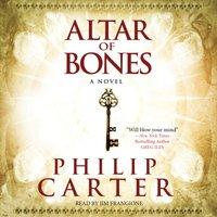 Altar of Bones - Philip Carter - audiobook