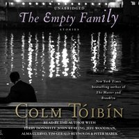 Empty Family - Colm Toibin - audiobook