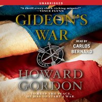 Gideon's War - Howard Gordon - audiobook