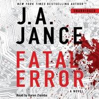 Fatal Error - J.A. Jance - audiobook