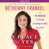 Place of Yes - Bethenny Frankel - audiobook