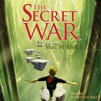 Secret War - Matt Myklusch - audiobook