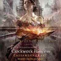 Clockwork Princess - Cassandra Clare - audiobook