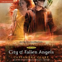 City of Fallen Angels - Cassandra Clare - audiobook