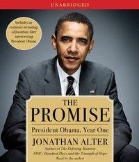 Promise - Jonathan Alter - audiobook