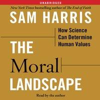 Moral Landscape - Sam Harris - audiobook