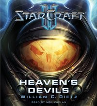 Starcraft II: Heaven's Devils - William C. Dietz - audiobook