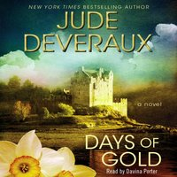 Days of Gold - Jude Deveraux - audiobook