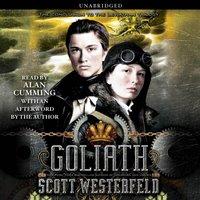 Goliath - Scott Westerfeld - audiobook