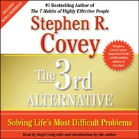 3rd Alternative - Stephen R. Covey - audiobook