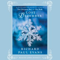 Lost December - Richard Paul Evans - audiobook