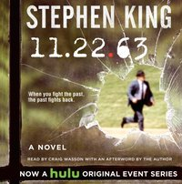11/22/63 - Stephen King - audiobook