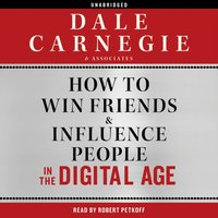 How to Win Friends and Influence People in the Digital Age - Brent Cole - audiobook