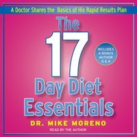 17 Day Diet Essentials - Dr. Mike Moreno - audiobook