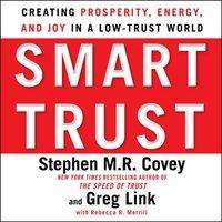 Smart Trust - Greg Link - audiobook