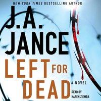 Left for Dead - J.A. Jance - audiobook