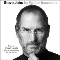 Steve Jobs - Walter Isaacson - audiobook